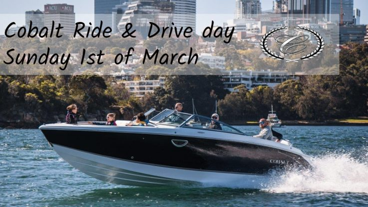 Cobalt Ride & Drive - Sunday March 1st